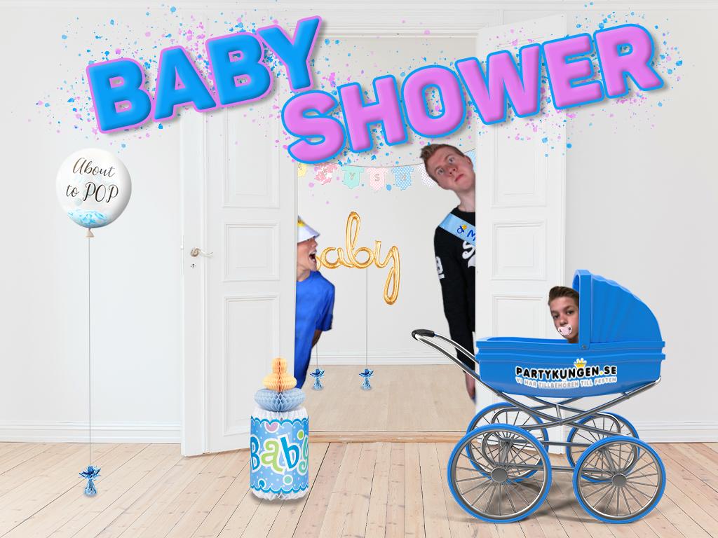Planera en fantastisk baby shower