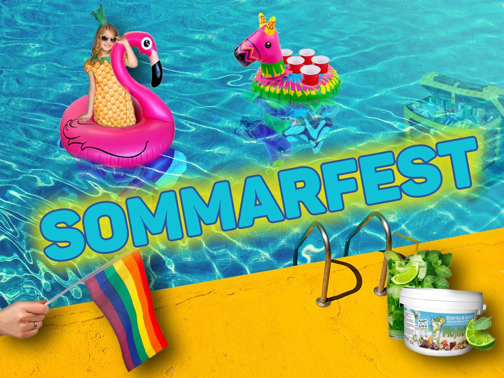 Fem roliga teman för sommarfesten