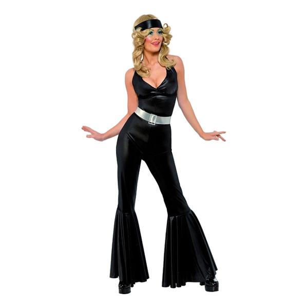 4850a27b 70-talls Disco Diva Karnevalkostyme - Partyking.no