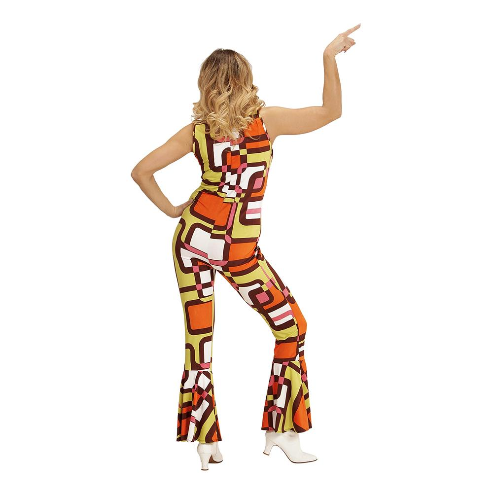 e53437ec 70-talls Jumpsuit Dame Kostyme - Partyking.no