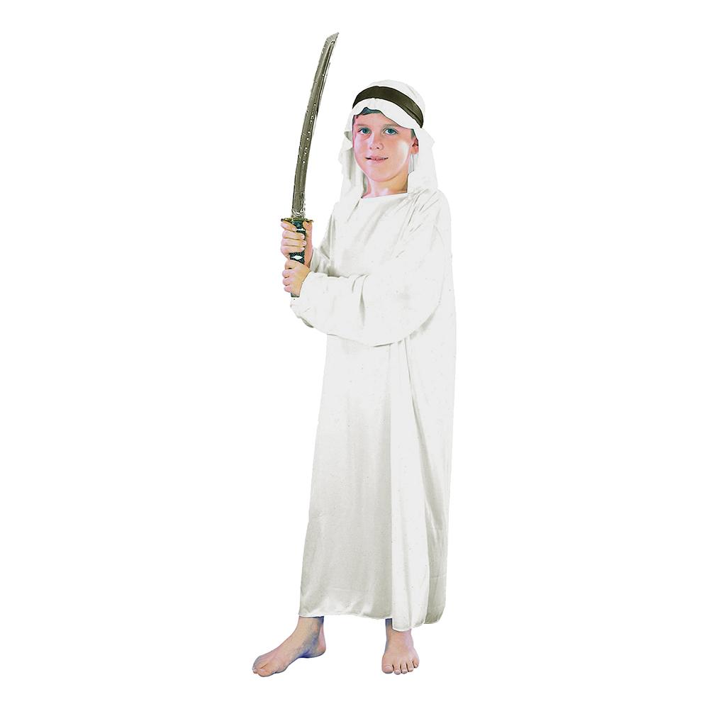 Arab Shejk Barn Maskeraddräkt - Partykungen.se 2c0f384afd893