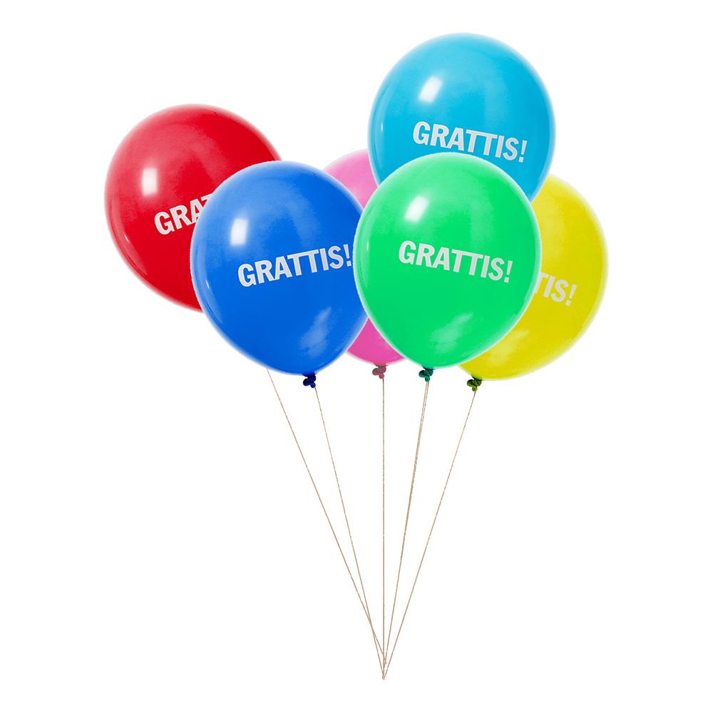 ballonger grattis Ballonger Grattis   Partykungen.se ballonger grattis