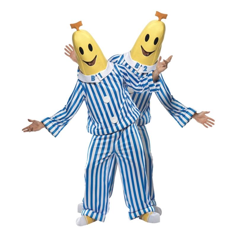2c4a2f71 Bananer i Pyjamas Maskeraddräkt - Partykungen.se