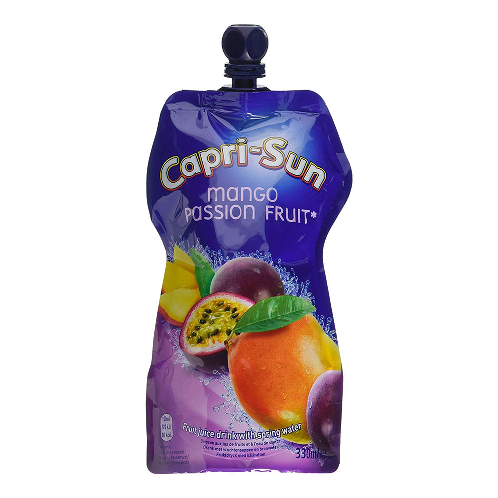 a3e1aac27ebc Capri-Sun Mango & Passionsfrukt - Partykungen.se