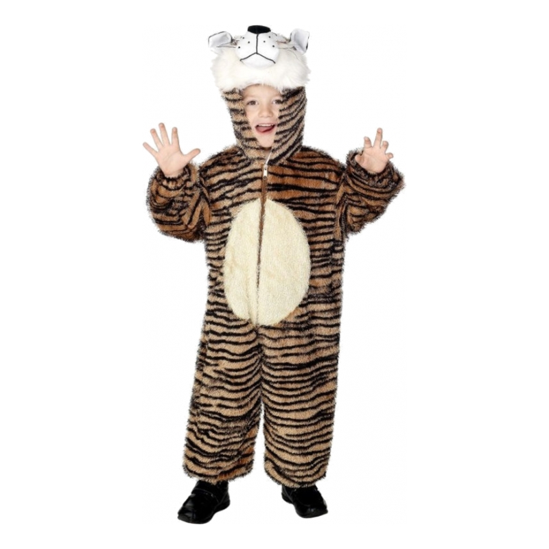 Tiger Barn Maskeraddräkt - Partykungen.se 0153385d9fd39