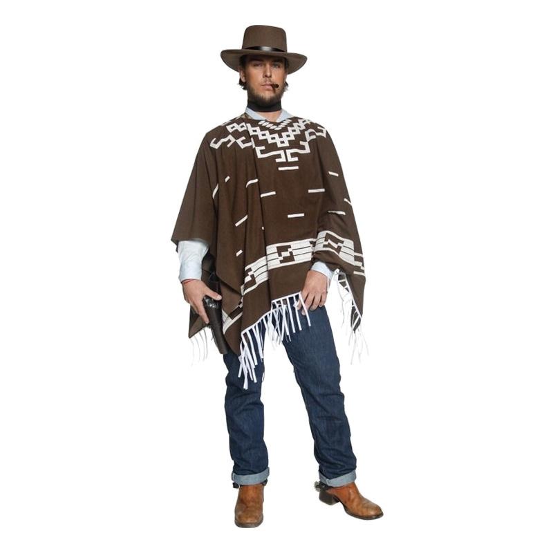 Clint Eastwood Maskeraddräkt - Partykungen.se 2d0a5ecf050de