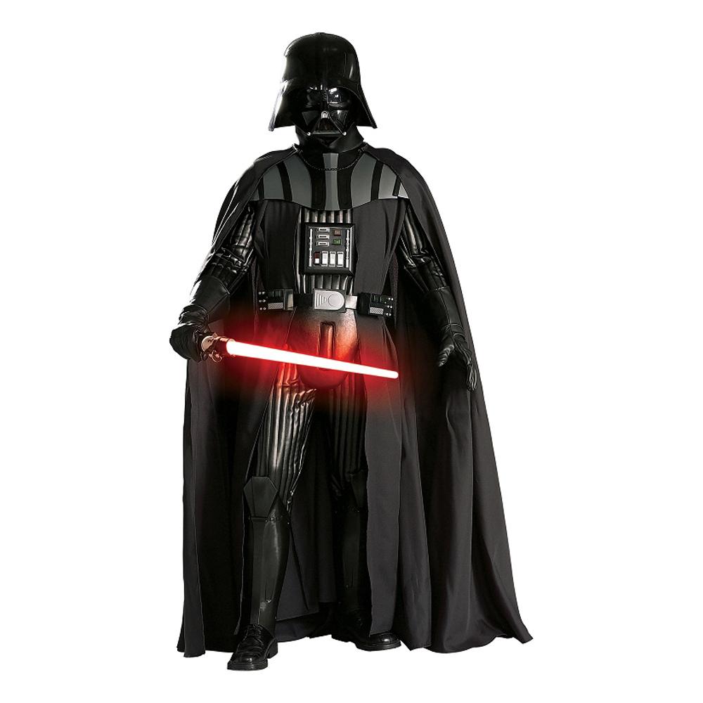 Darth Vader Supreme Maskeraddräkt - Partykungen.se ebe60b9a86c47