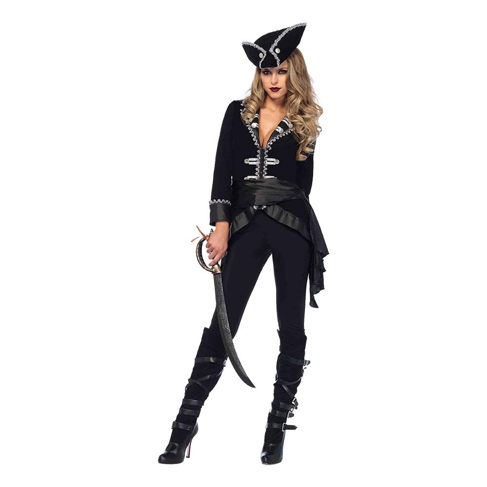 pirat maskerad dam