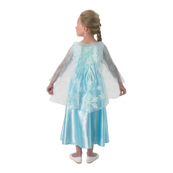 spelande frost klänning