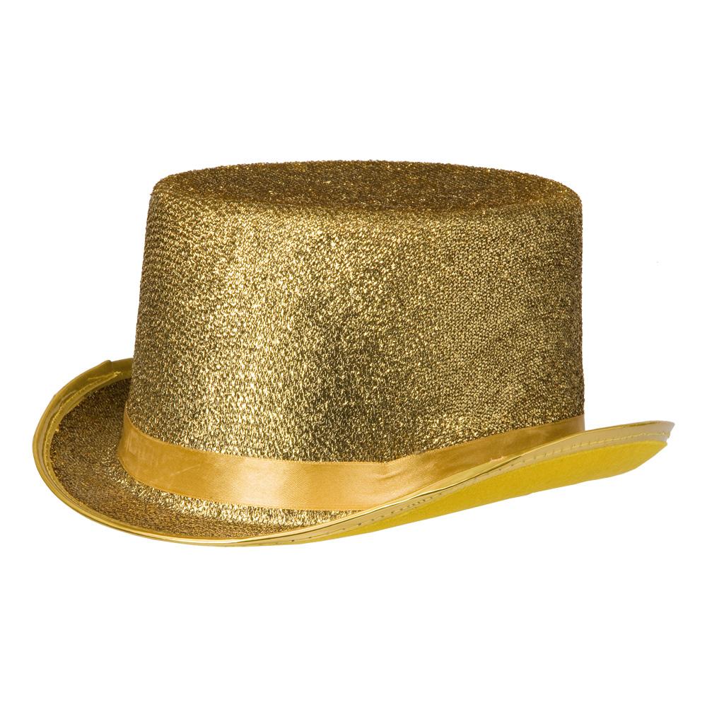 Guldnatt med guldhatt