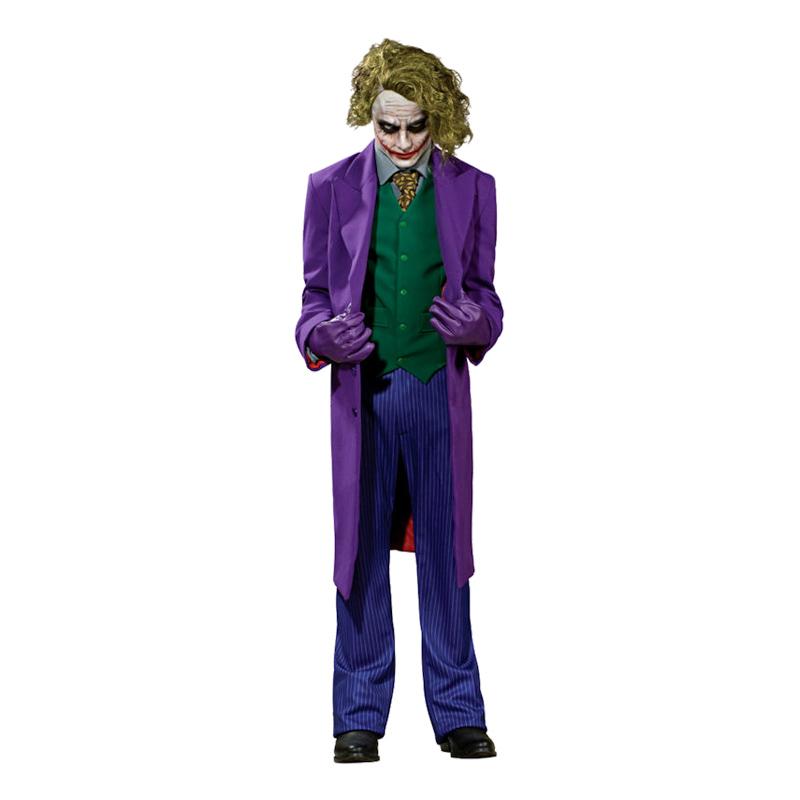 Jokern Deluxe Maskeraddräkt - Partykungen.se a48a63cfd93b3