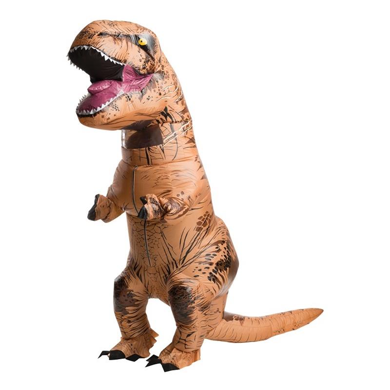 Uppblåsbar T-Rex Maskeraddräkt - Partykungen.se d6b65532c5599