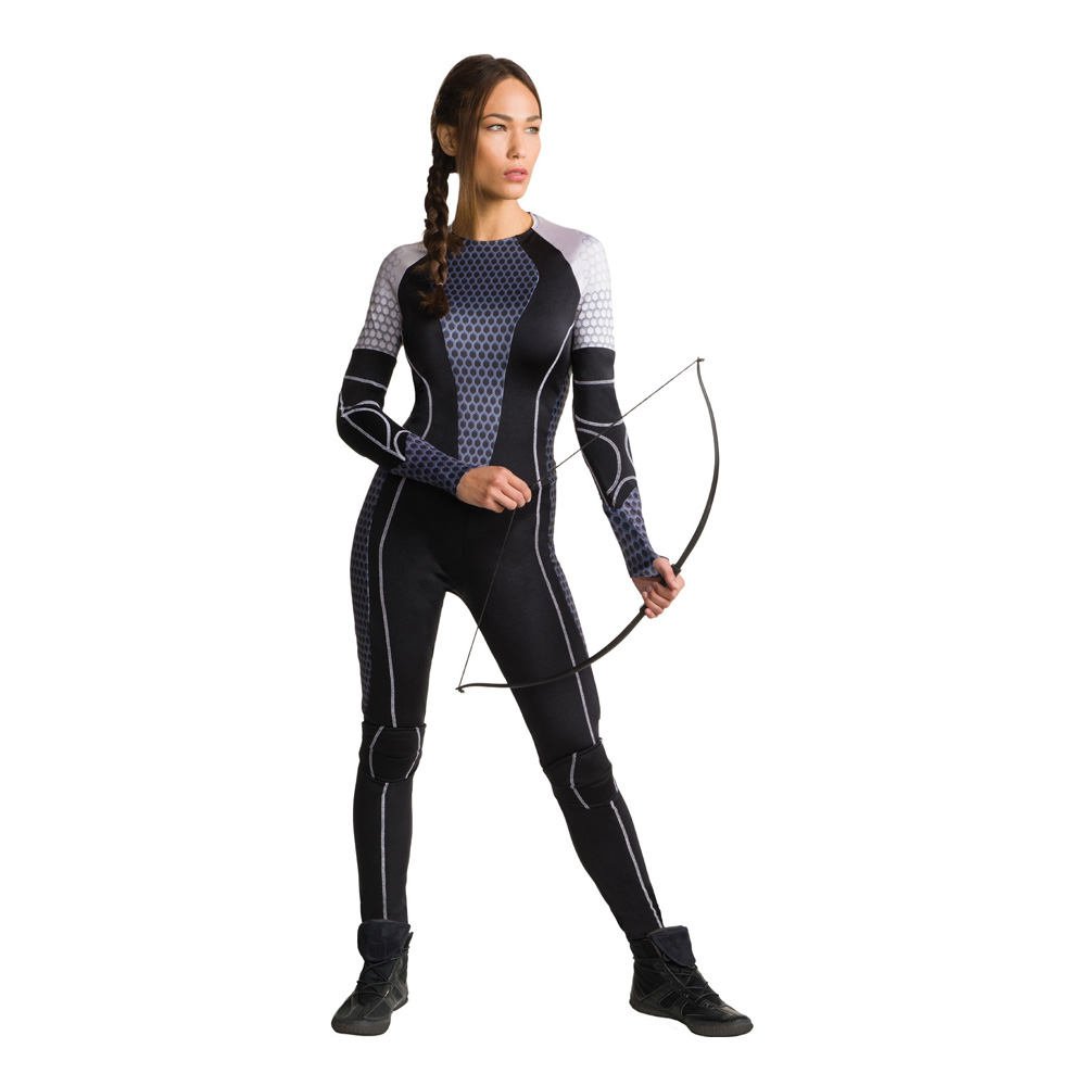 Katniss The Games Maskeraddräkt - Partykungen.se 2102f30ca8750