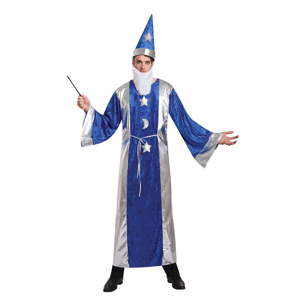 Magiker Maskeraddräkt Partykungense