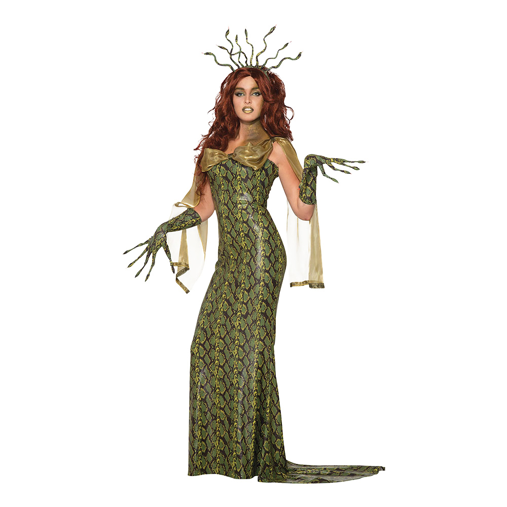Medusa græsk mytologi