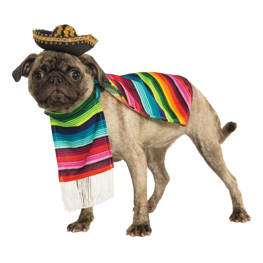 Mexiko Hund Maskeraddräkt - Partykungen.se 5580981a8c80c