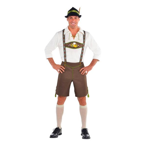 Mr Oktoberfest Maskeraddräkt