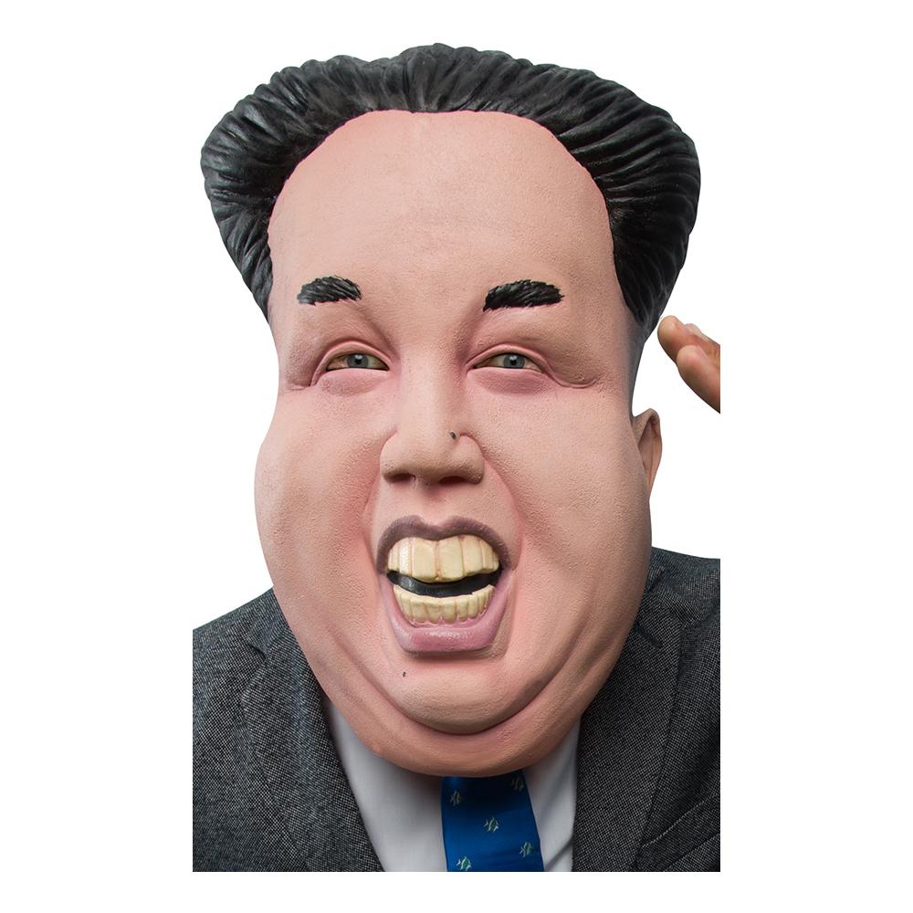 Nordkoreansk Diktator Stor Mask - Partykungen.se 6da922bab0e9d