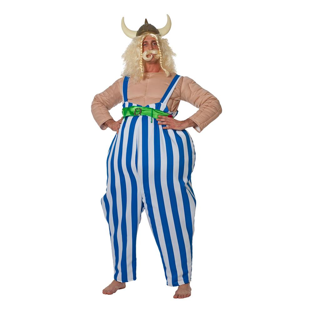 Obelix Viking Maskeraddräkt - Partykungen.se 179eb22be50cc