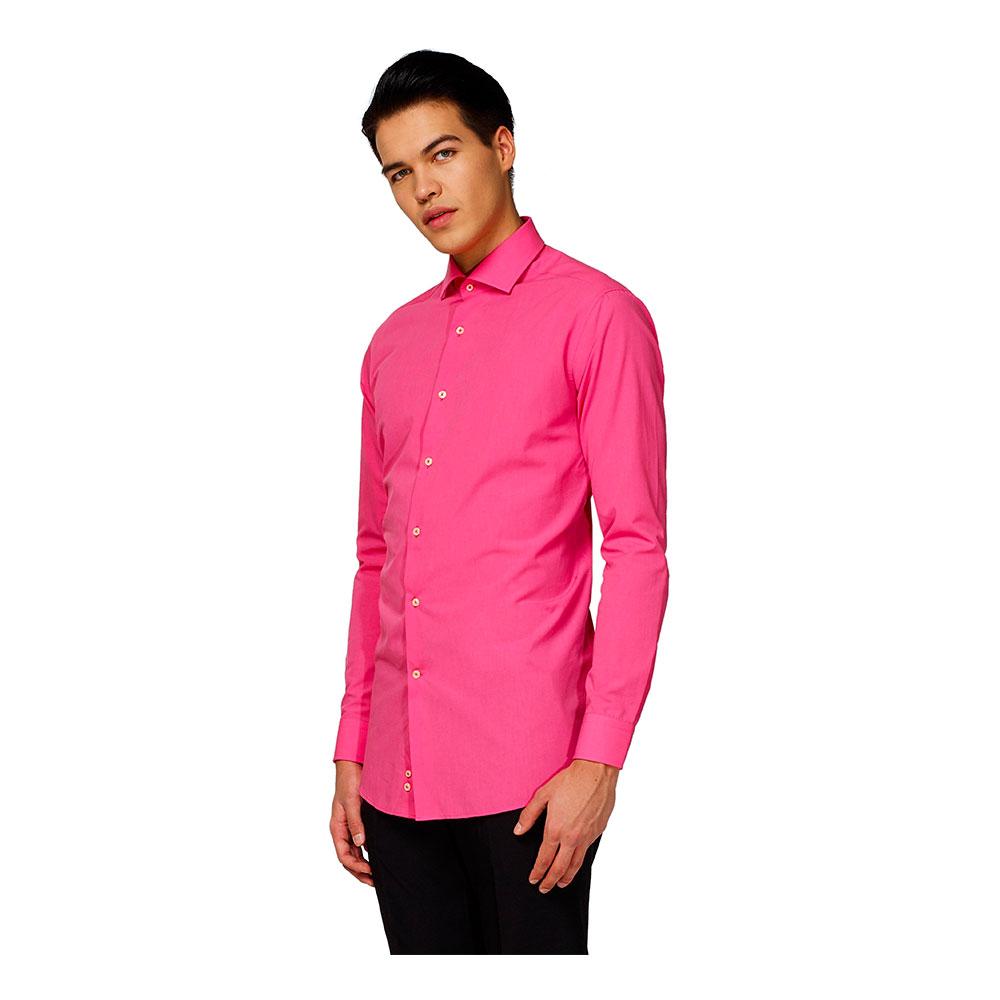 c823b9ea1d8 OppoSuits Mr Pink Skjorte - Partyking. dk