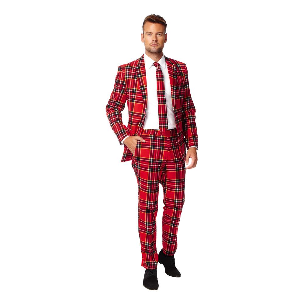 25157bdd OppoSuits The Lumberjack Kostym - Partykungen.se