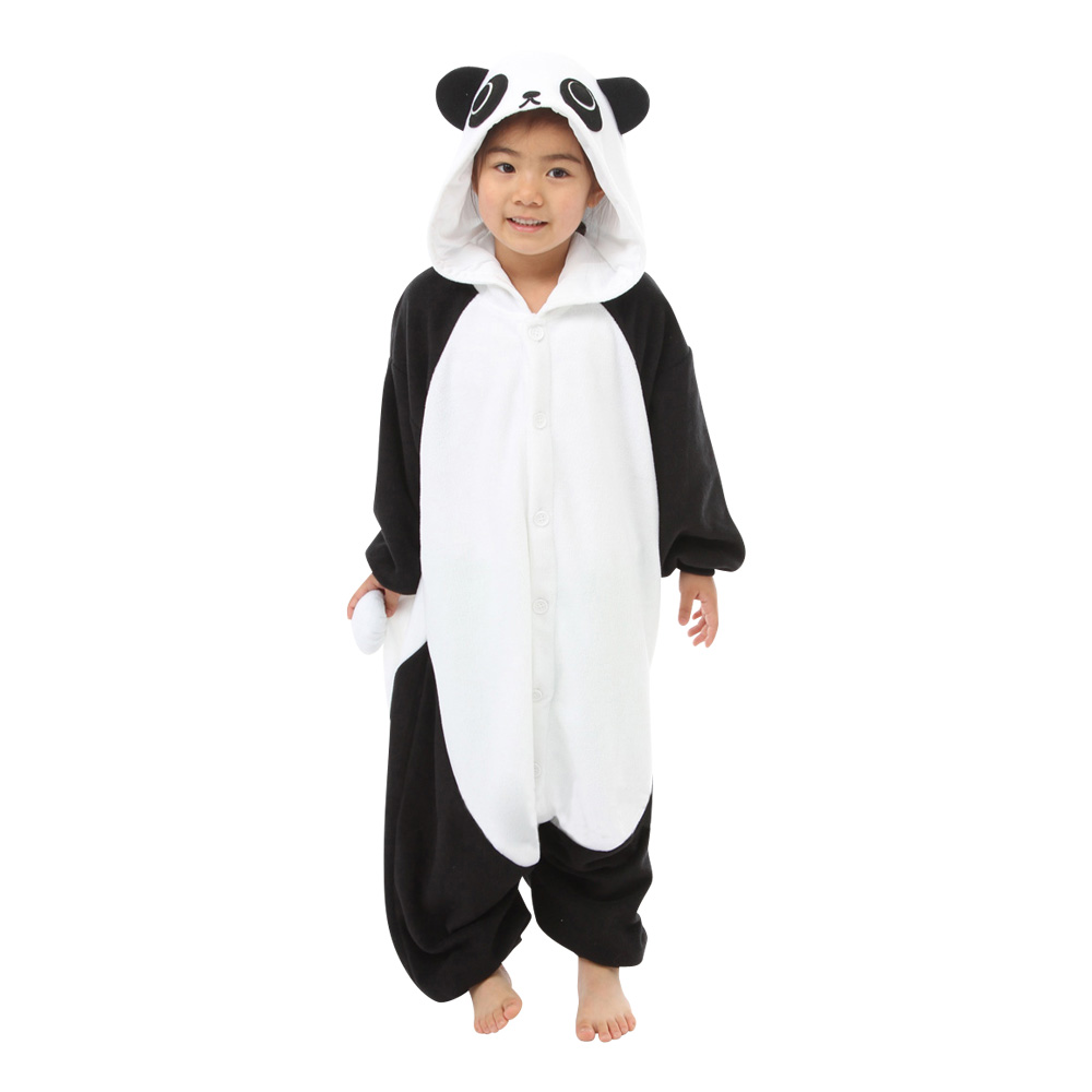 Panda Barn Kigurumi - Partykungen.se ff66afc8c7216