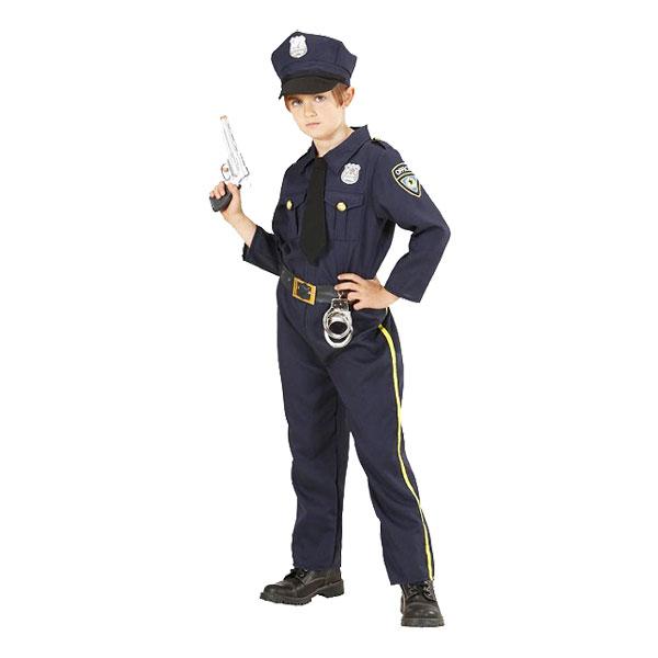 Polis Barn Maskeraddräkt - Partykungen.se 5b3efa2a62747