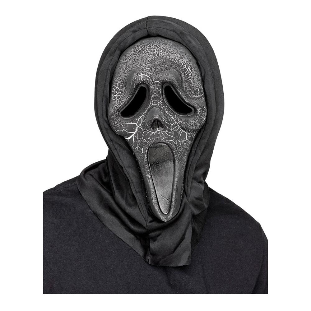 Pyrande Scream Mask - Partykungen.se 7d11be3bf6cbb