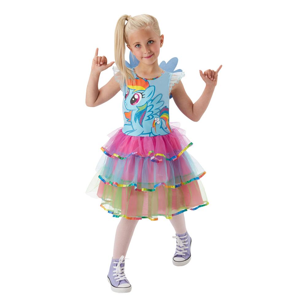Rainbow Dash Barn Maskeraddräkt - Partykungen.se a7a3c1e4bde60