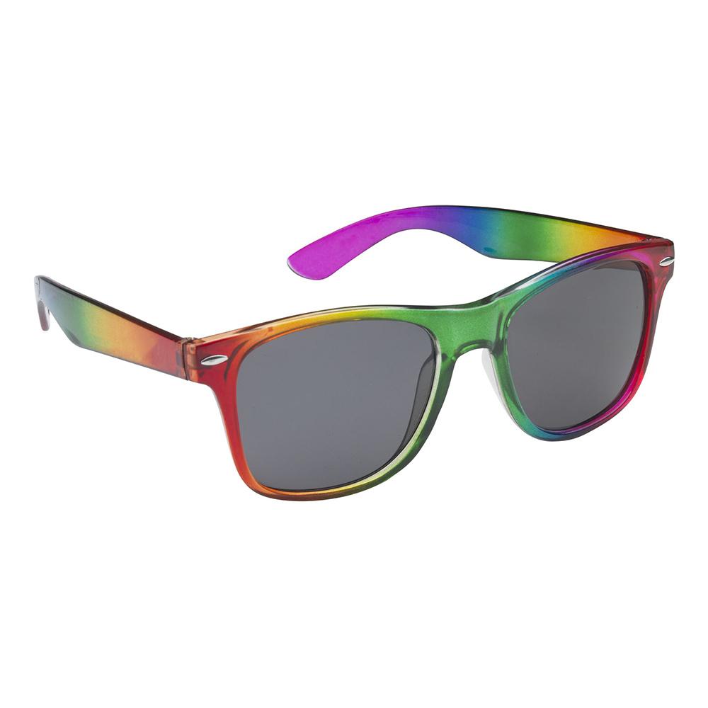 800eca39cd90 Rainbow Solbriller - Partyking. dk