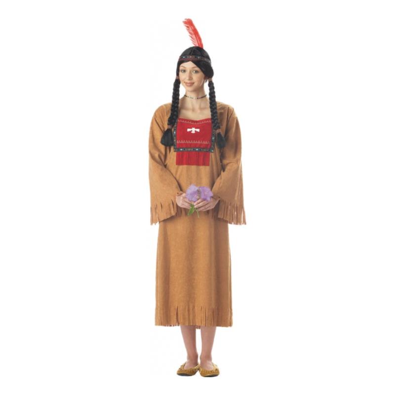 Pocahontas Maskeraddräkt - Partykungen.se ad828481dfa3e