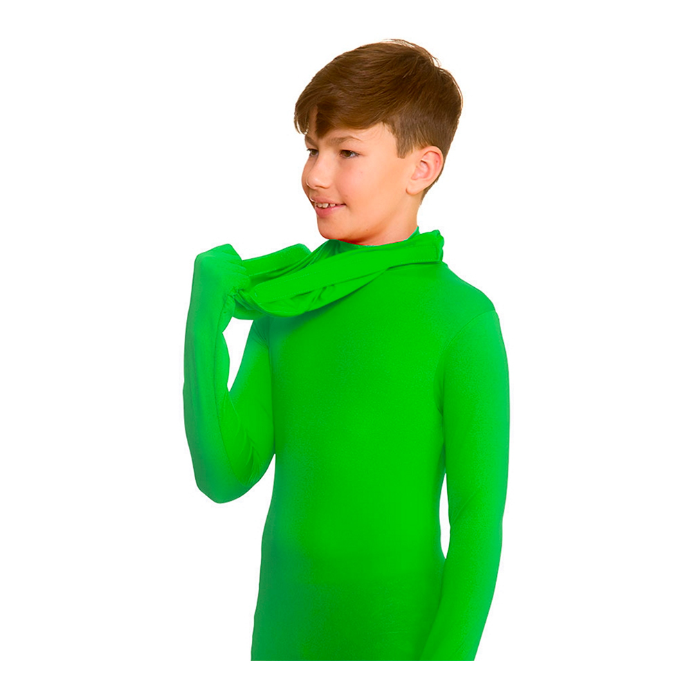 c221a607 Skinz Grønn Barn Kostyme - Partyking.no