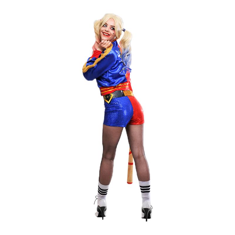 Suicide Squad Harley Quinn Maskeraddräkt - Partykungen.se 378ff075c57a4