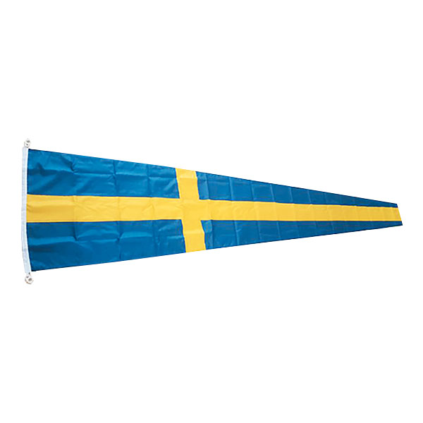 sverige flagga vimpel