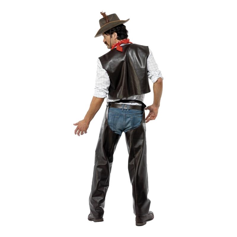 Village People Cowboy Maskeraddräkt - Partykungen.se 055bc109106cd