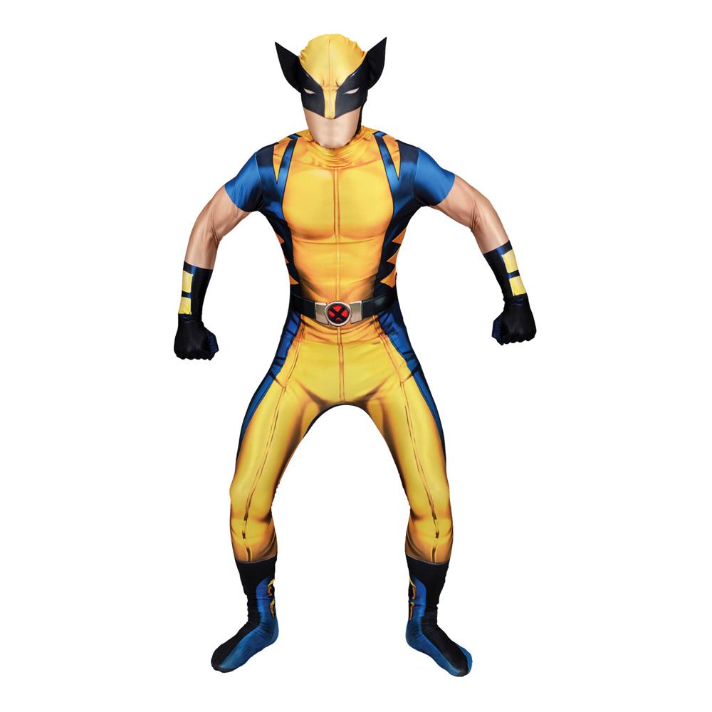 571b2b21f082 Wolverine Morphsuit - Partyking. dk