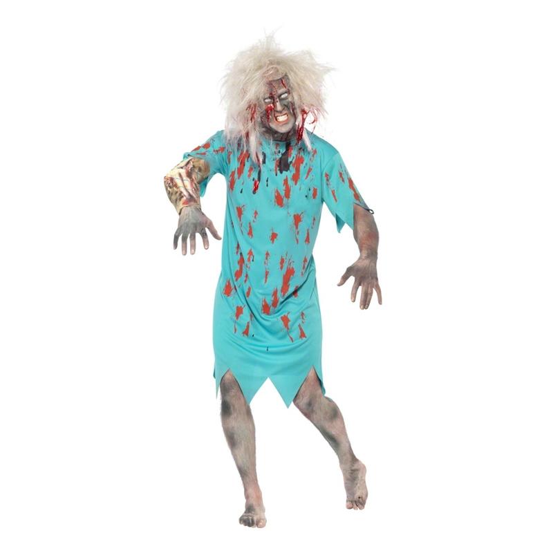 Zombie Patient Maskeraddräkt - Partykungen.se 10806fc4af7dd