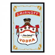 Barspegel Smirnoff