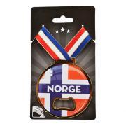 Medalj/Kapsylöppnare Norge