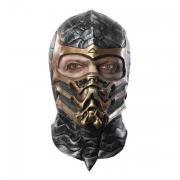 Mortal Kombat Scorpion Deluxe Latexmask