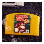 Nintendo 64 Spel Tvål