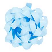 Paketdekoration Babyshower Blå