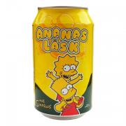 Simpsons Ananasläsk