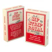 Sip Strip Royal