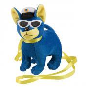Studenthund Blå/Gul