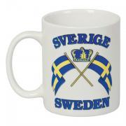 Sverigemugg