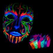 UV Neon Kroppsfärg Janet
