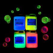 UV Neon Bubbelvätska
