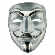 V For Vendetta Transparent Mask