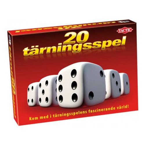 20 Tärningsspel